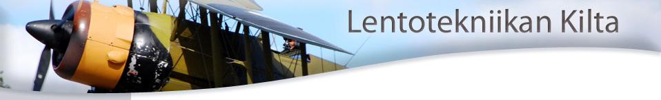 Lentotekniikan Kilta